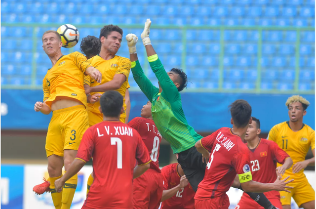 Vietnam eliminated from 2018 AFC U-19 Championship after Australia defeat