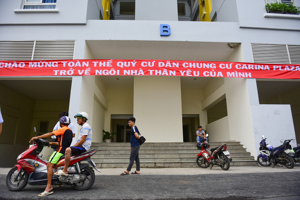 Residents return home months after deadly apartment fire in Ho Chi Minh City