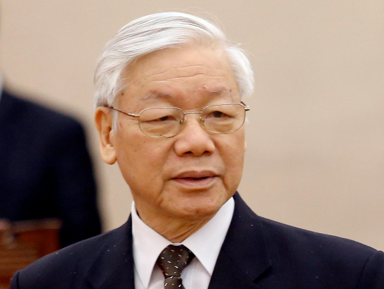Vietnam elects party leader as president