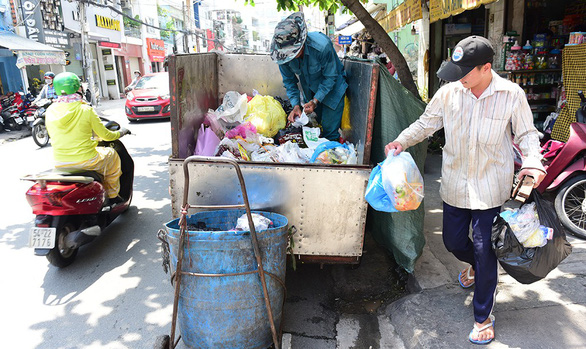 Ho Chi Minh City to hike garbage fees