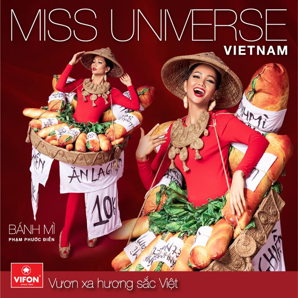 Official voting for Miss Universe Vietnam national costume opens to public