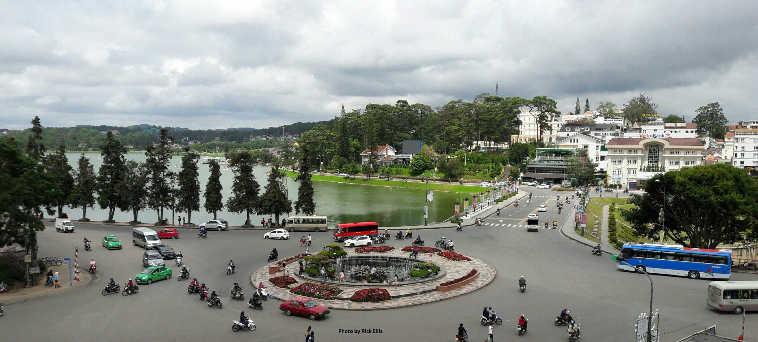 Summer vacation in Da Lat