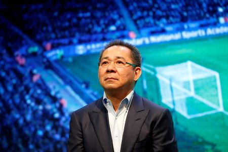 Leicester City soccer club owner, four others killed in helicopter crash