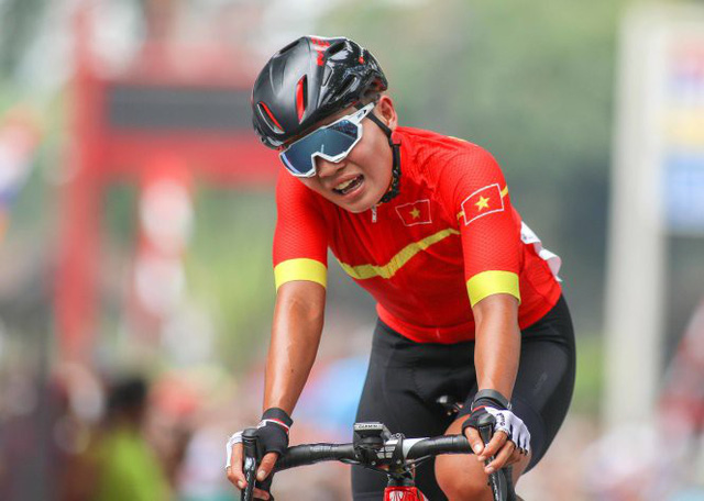 Female cyclist to become first Vietnamese to ride for European team