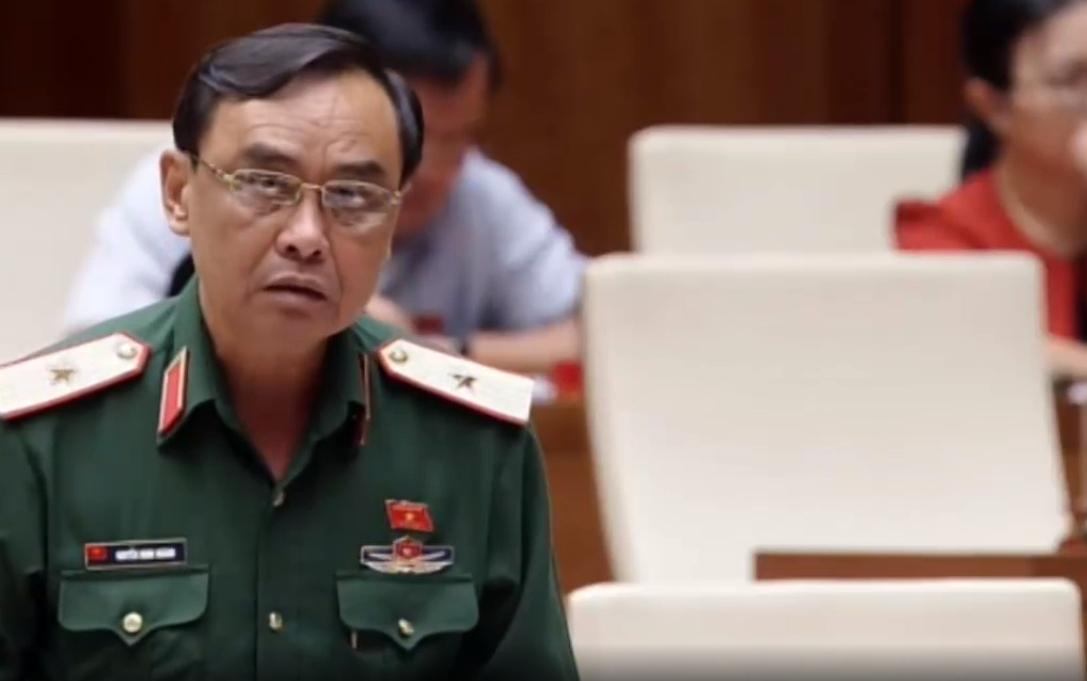 Vietnamese general talks anti-state attempts in cyberspace