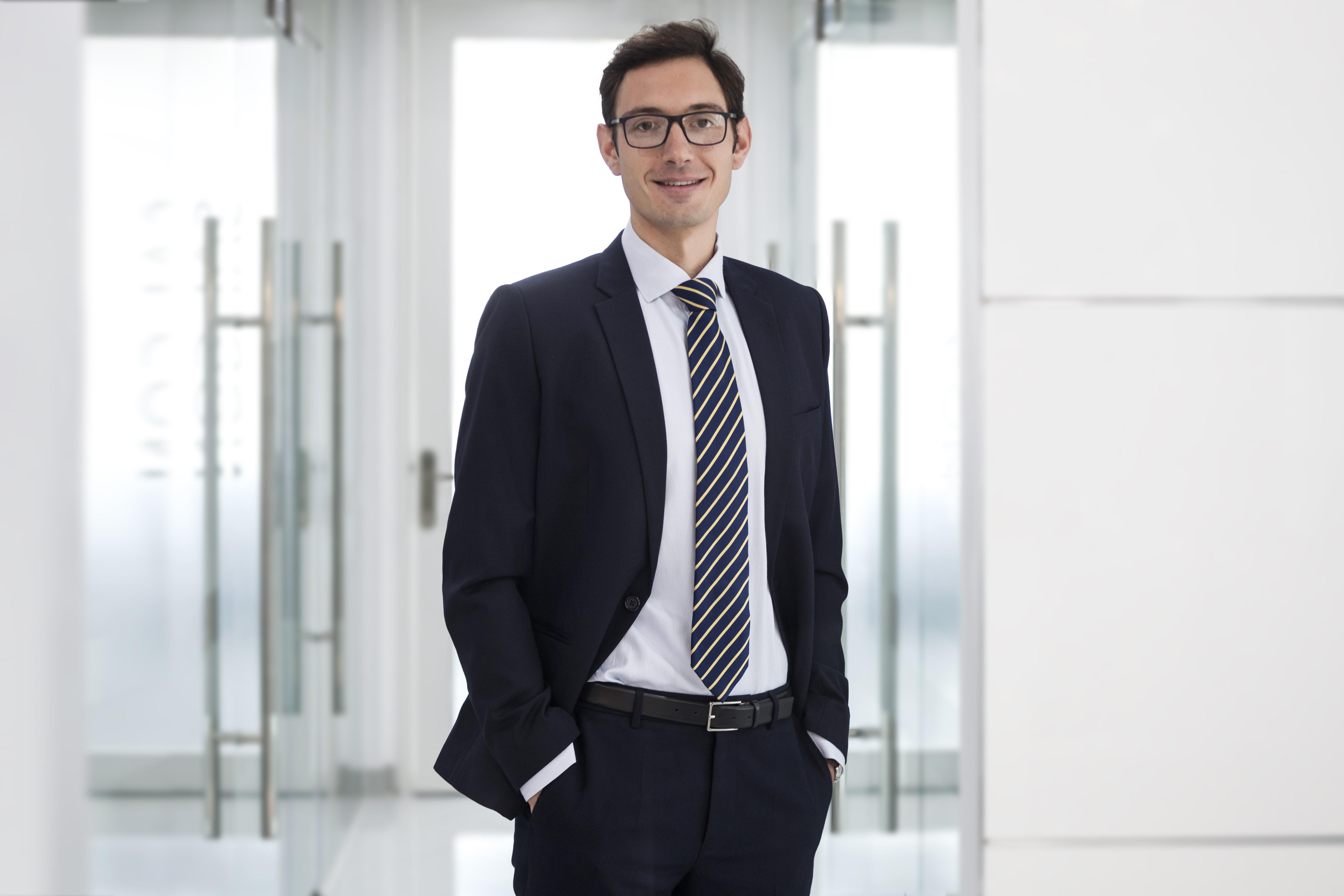 Adrien Bizouard, Country Manager of Robert Walters Vietnam