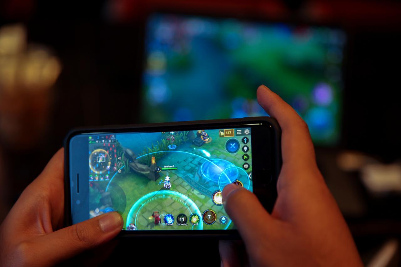 Mobile games a rising platform in Vietnam's online ad market: report