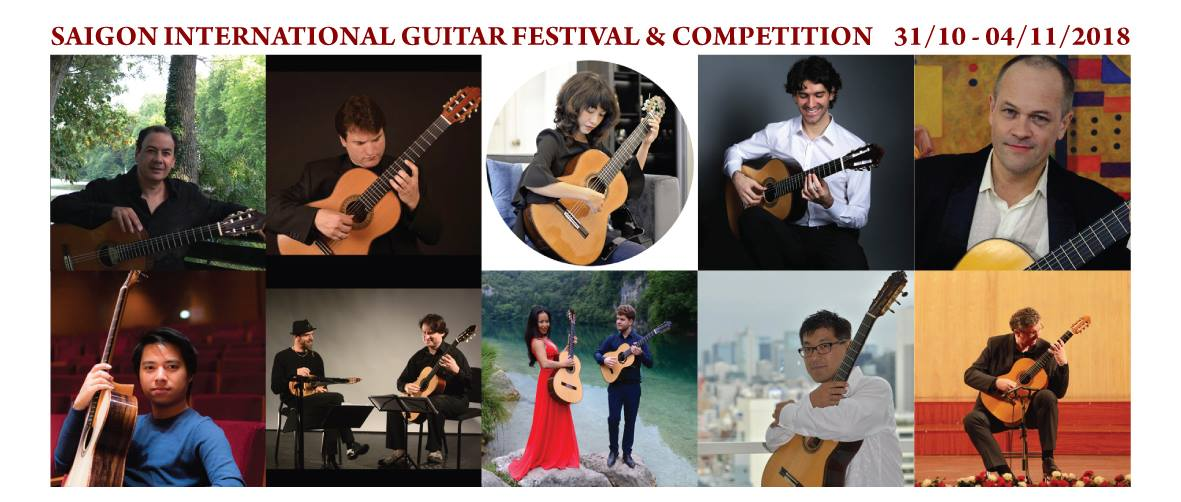 Talented Vietnamese, int'l guitarists gather for festival in Ho Chi Minh City