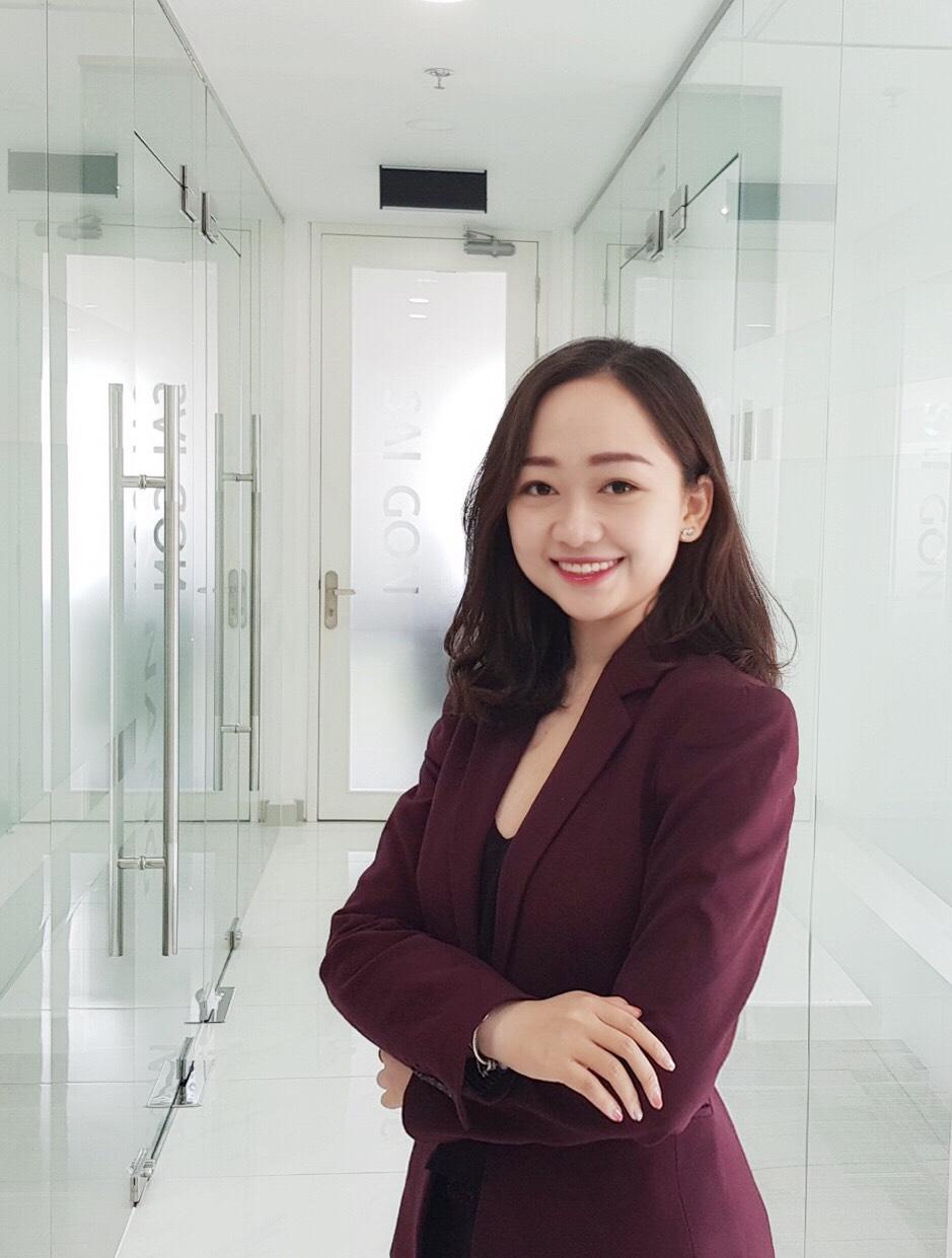 Tra Tran, International Candidate Manager of Robert Walters Vietnam