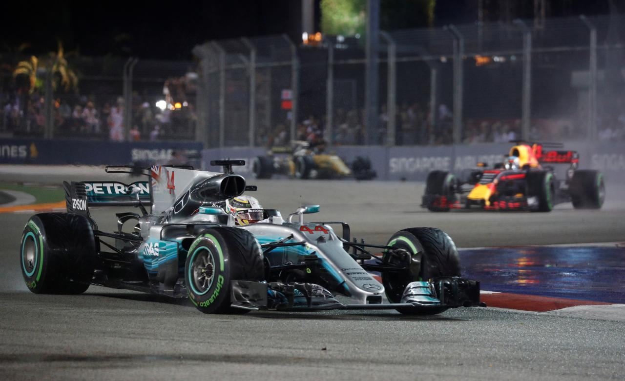 Vietnam to host F1 race in 2020