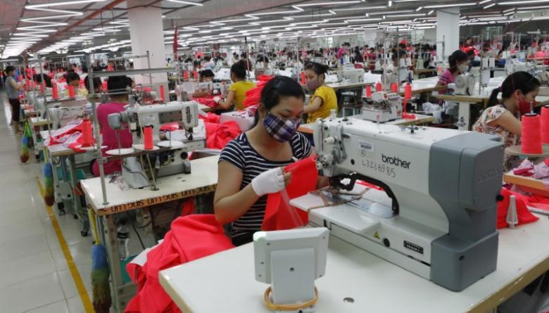 Vietnam garment exports surge on U.S.-China trade war