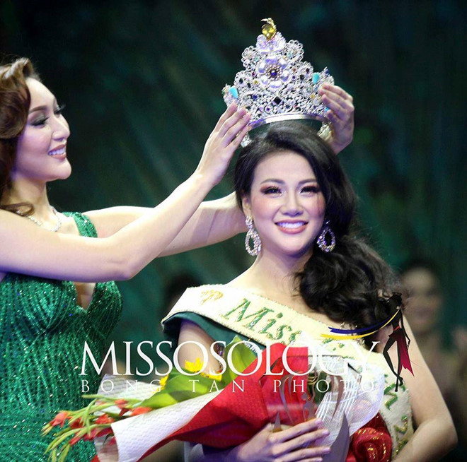 Vietnam's Nguyen Phuong Khanh crowned Miss Earth 2018