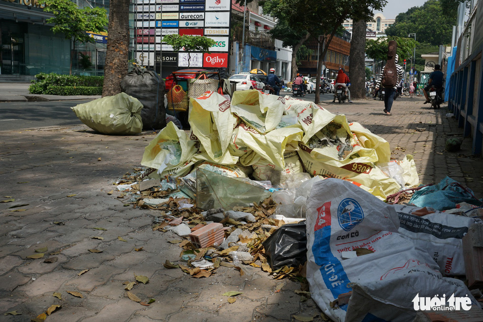 Garbage still a headache in Ho Chi Minh City