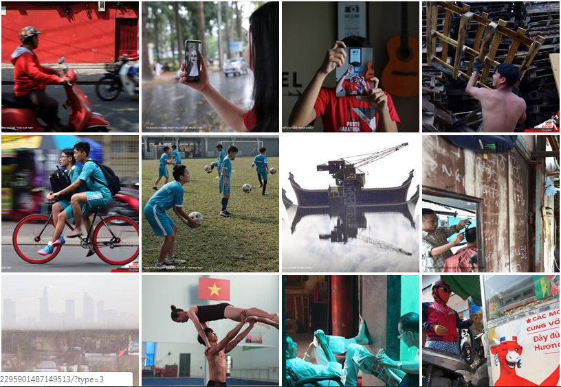 Canon PhotoMarathon Vietnam in Ho Chi Minh City praised for quality