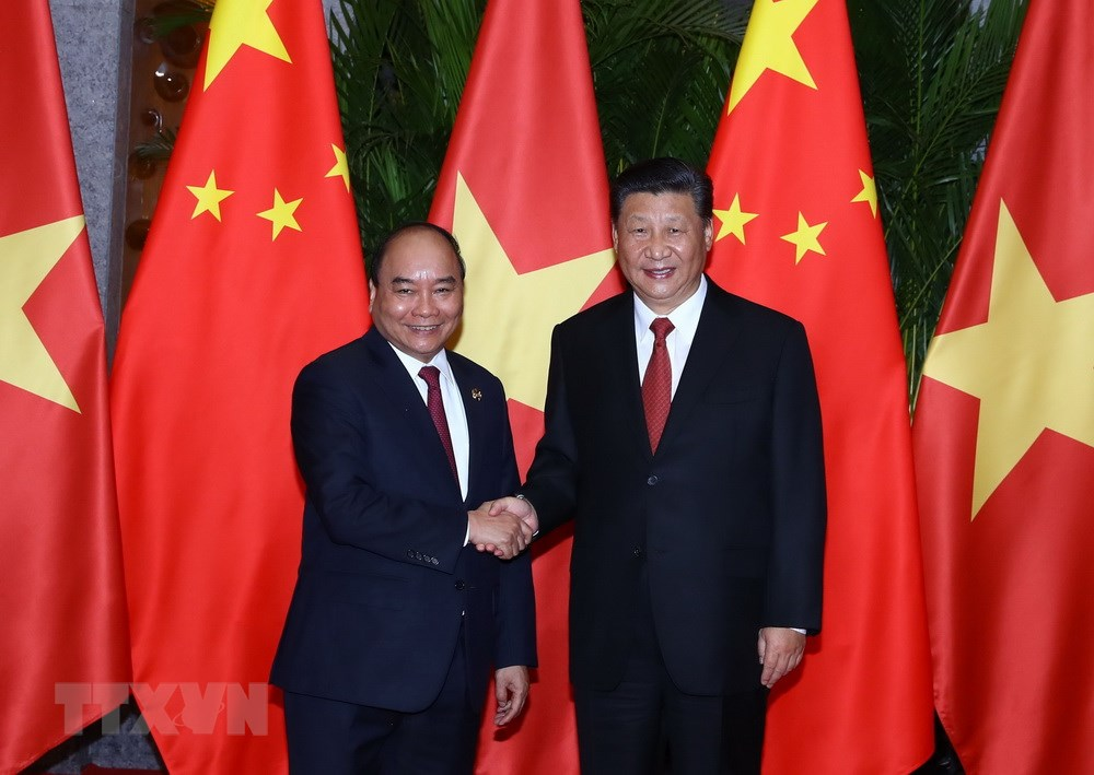 Vietnam, China focus on developing healthy, sustainable relationship