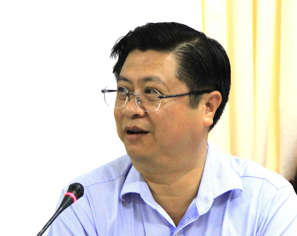 Truong Quang Hoai Nam, deputy chairman of Can Tho City in southern Vietnam. Photo: Tuoi Tre