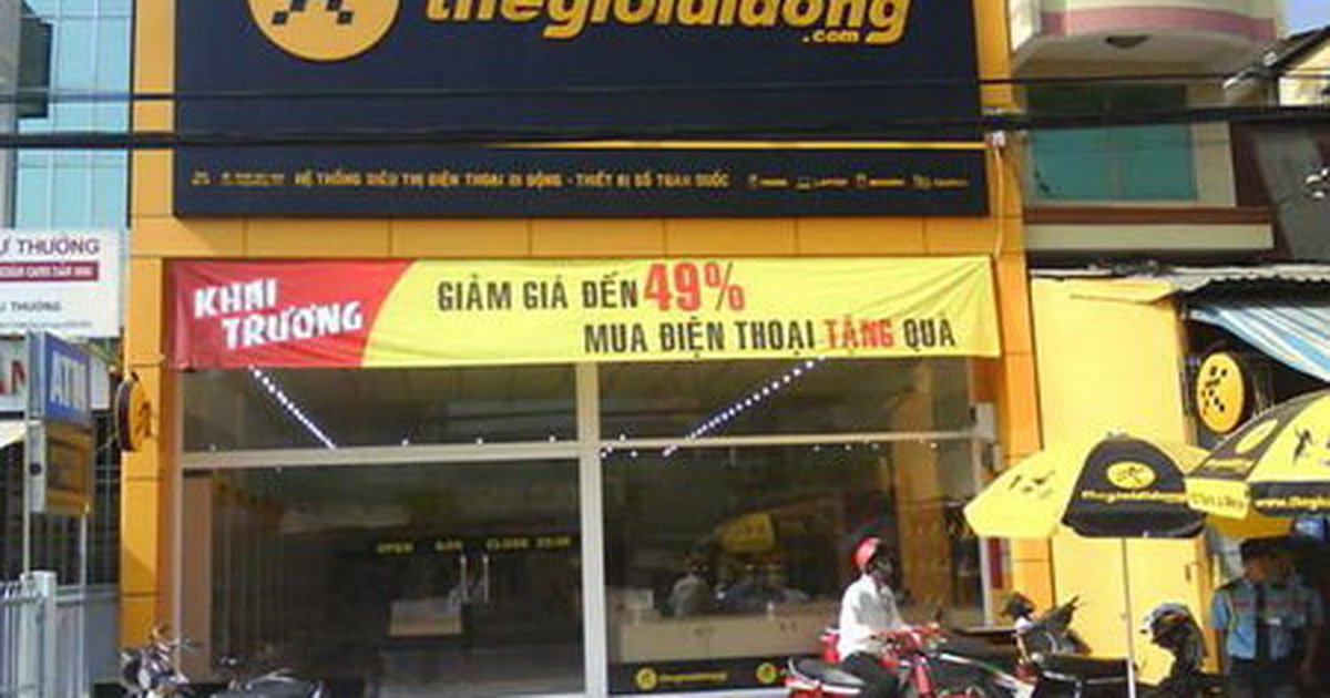Vietnam's top mobile retailer denies data breach exposing private info of 5.4mn consumers