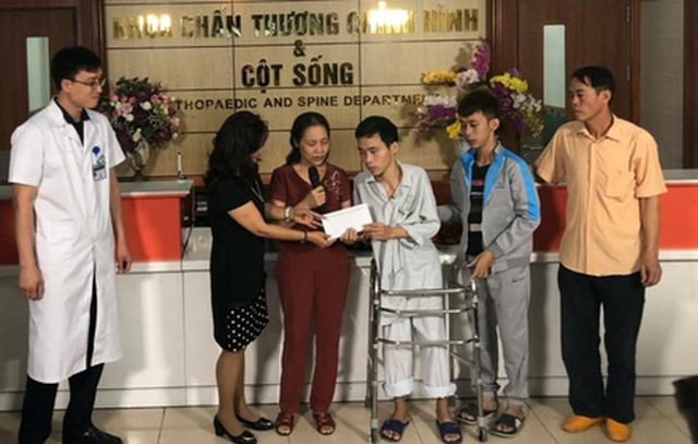 Vietnamese man with severer disease gives younger brother a chance at life
