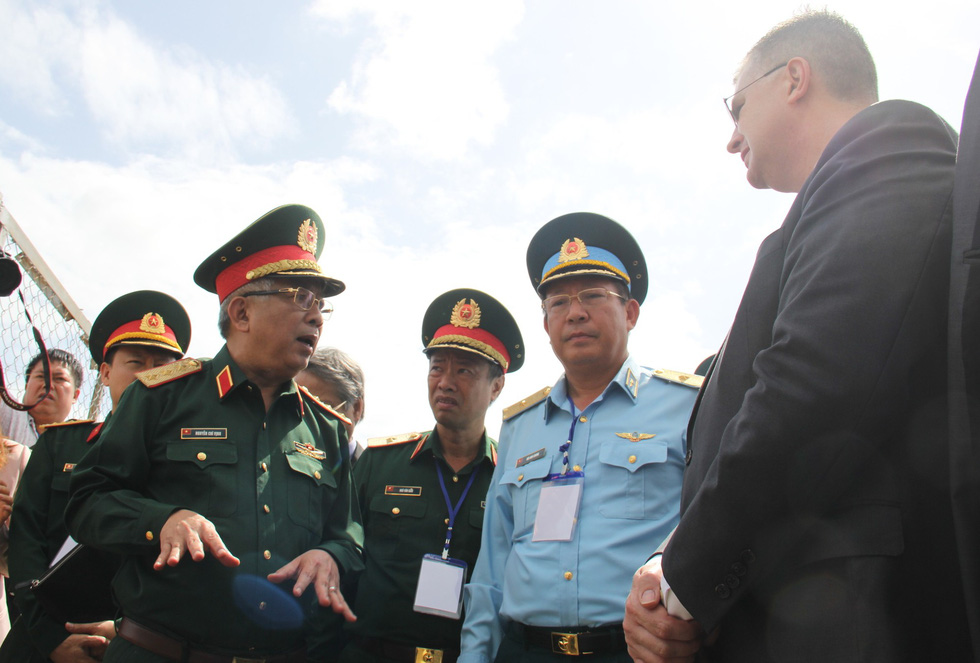 Vietnam, US complete dioxin cleanup in Da Nang