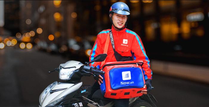 Online food ordering services mushroom in Vietnam