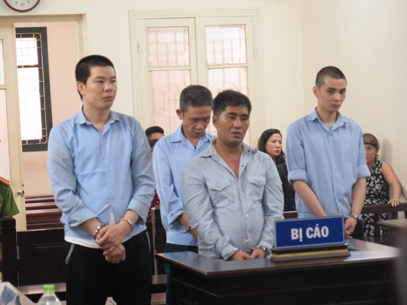 Three Vietnamese men get death penalty for drug trafficking