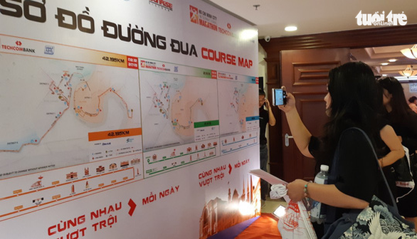 Ho Chi Minh City to organize international marathon in December
