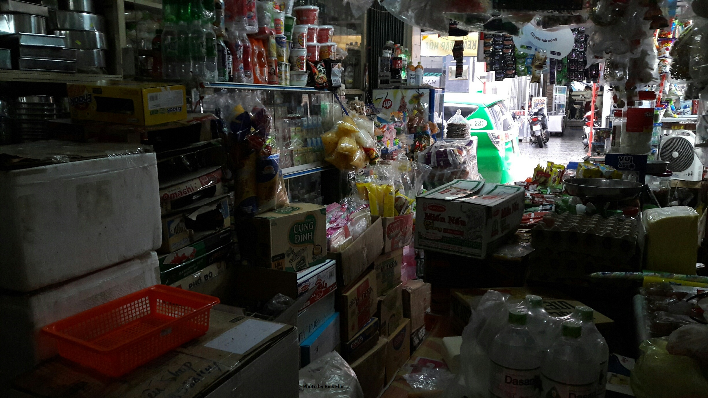 Vietnam journal: Here come the convenience stores!