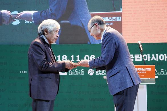 Vietnamese writer Bao Ninh wins yet another award with The Sorrow of War