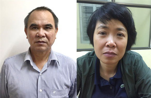 Vietnam arrests two more officials of state-run MobiFone in graft crackdown