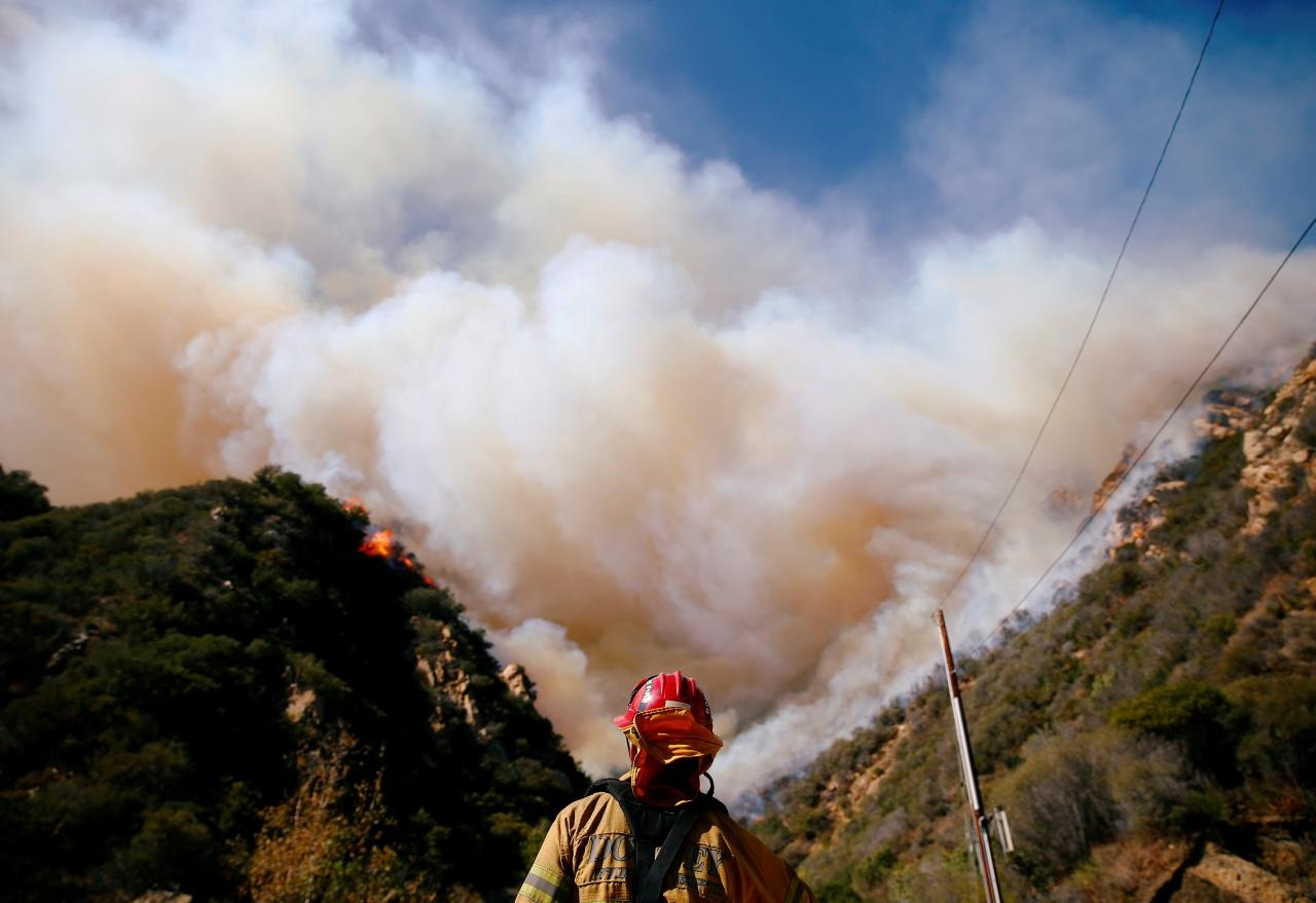 Deadly 'megafires' the new normal in California