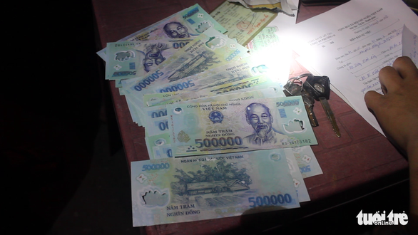 Seven indicted for making, trading counterfeit money in southern Vietnam
