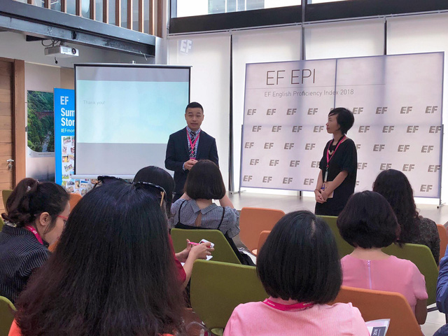 Vietnam's English proficiency hovers amid worldwide average: report