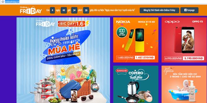Vietnam's e-retailers eye 2 million orders on 5th Online Friday