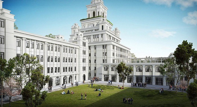 Vietnam's Vingroup starts construction of private university in Hanoi