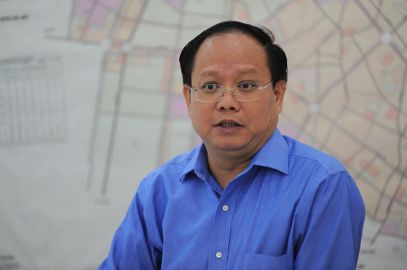 Ho Chi Minh City's deputy Party chief commits serious wrongdoings: central inspectors