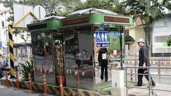 Plan to build smart public restrooms underway in Ho Chi Minh City