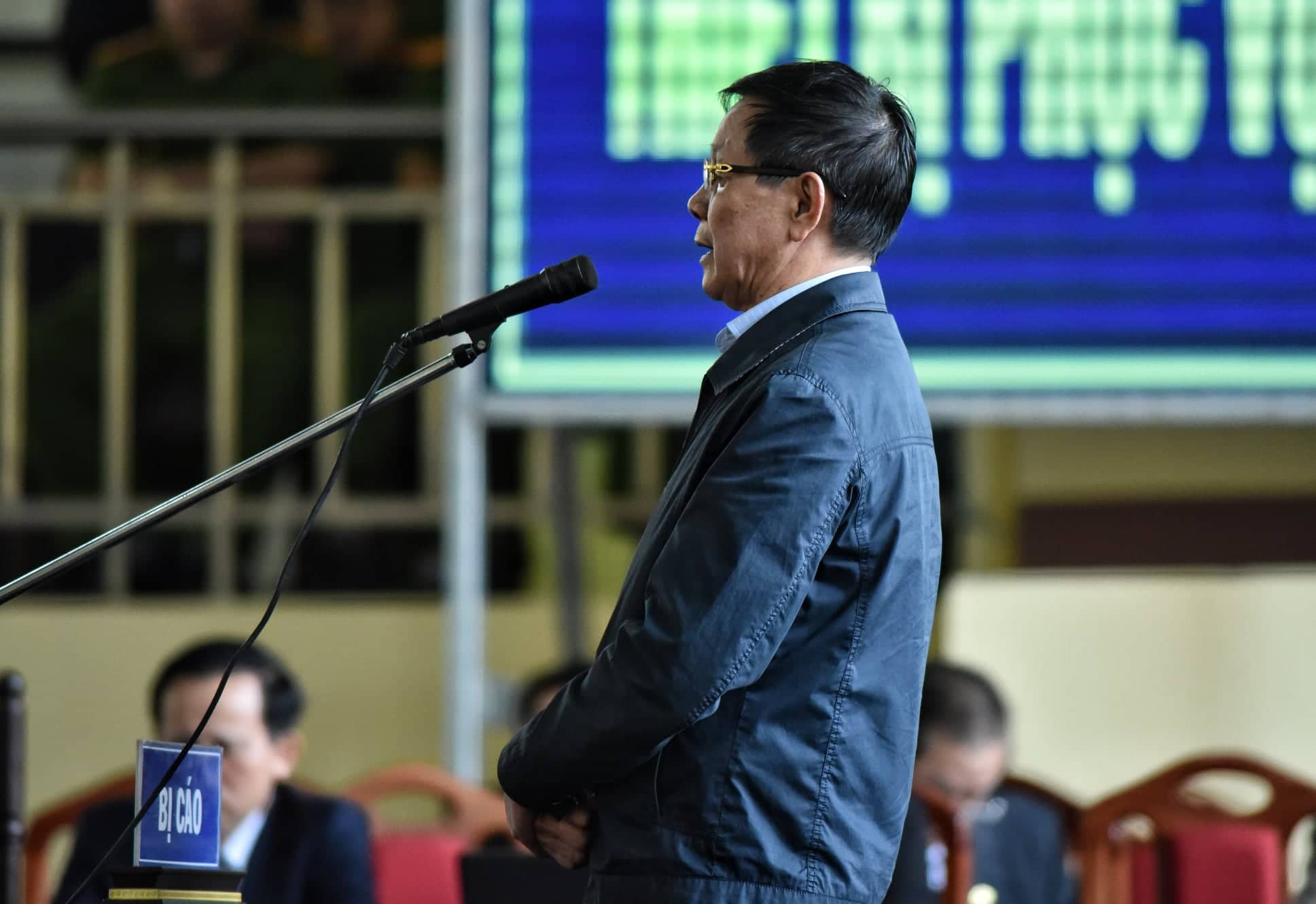 Vietnam seeks 7-8-year jail terms for former police chiefs implicated in gambling bust