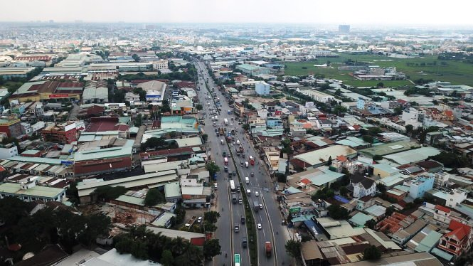 Transport authorities expedite completion of major ring road around Saigon