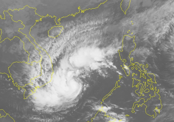 Tropical storm Usagi to bring torrential rains to central, southern Vietnam