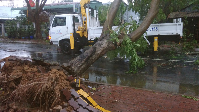 Storm Usagi weakens, deluge to continue in south-central, southern Vietnam