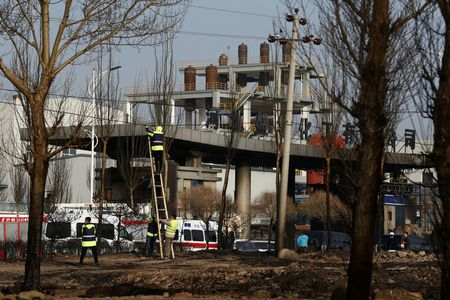Blast kills 22 in China's Hebei province, injures 22 others