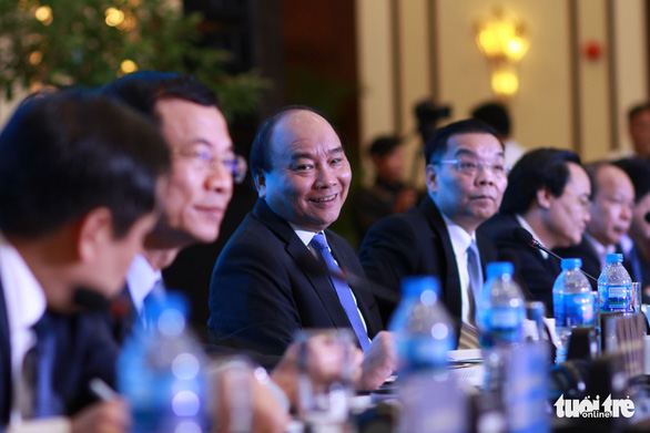 Vietnamese premier promises support for young startups