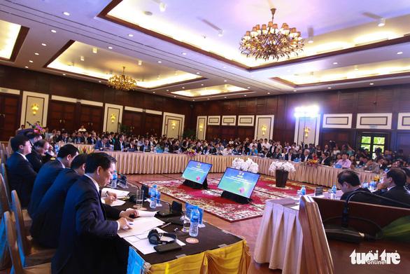 The Youth Startup Forum in Da Nang City on November 29, 2018. Photo: Tuoi Tre