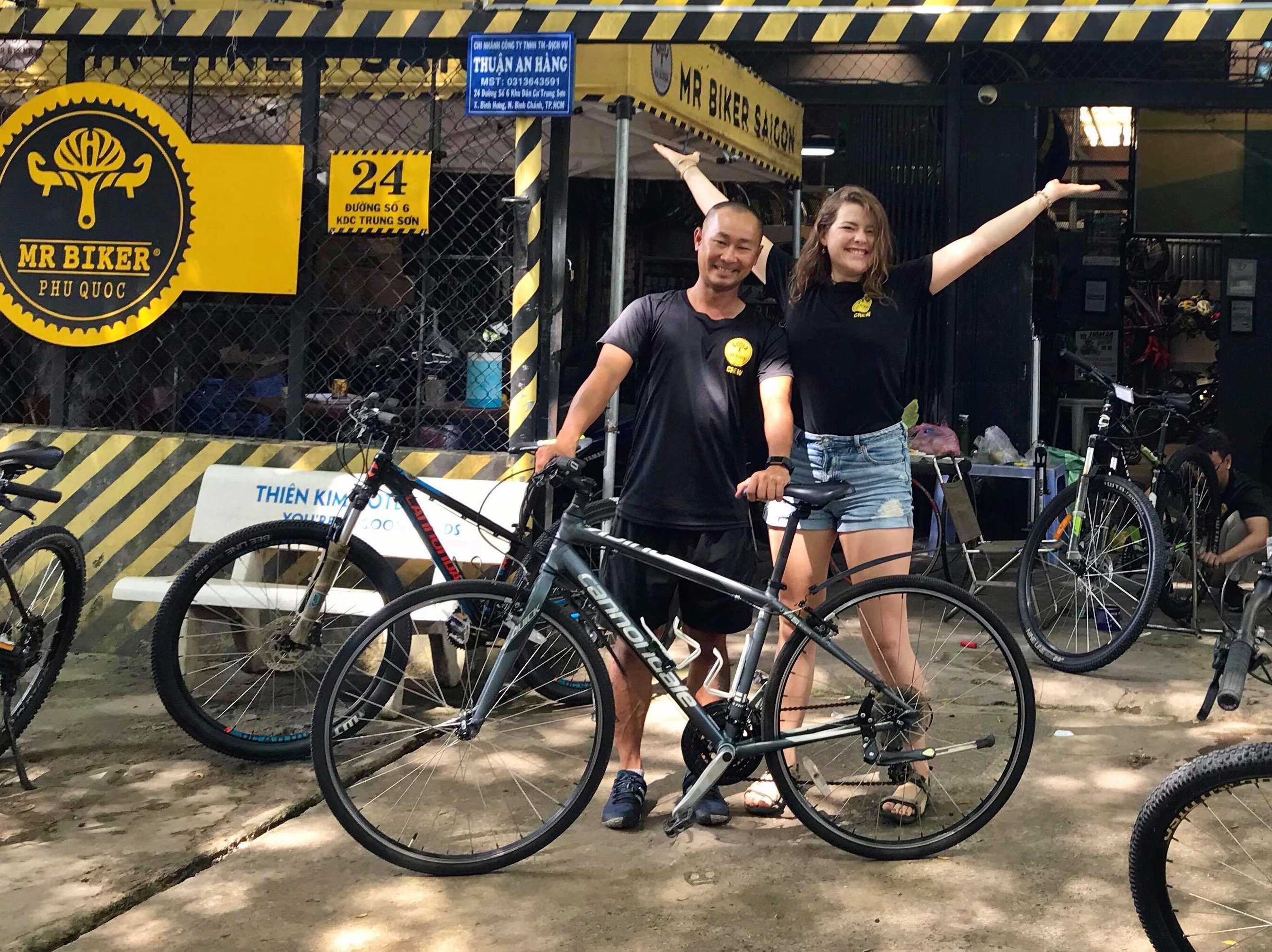 Lithuanian tourist speechless as bike stolen twice in less than 2 yrs in Ho Chi Minh City