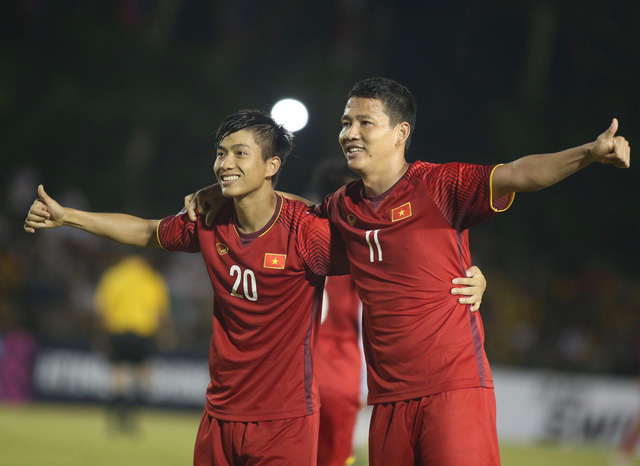 Vietnam topple Philippines with 2-1 away win in AFF Championship semi first leg