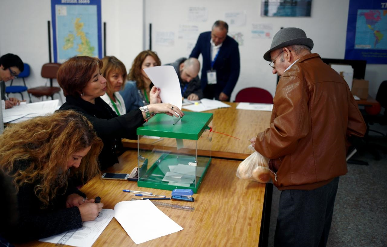 Spain's Andalusia goes to the polls in key election