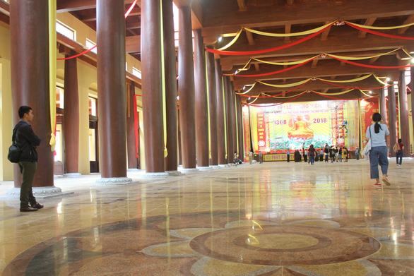 $8.6mn complex for Buddhist events to open in northern Vietnam