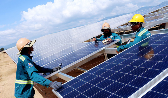 In Vietnam, government incentives fuel solar energy race