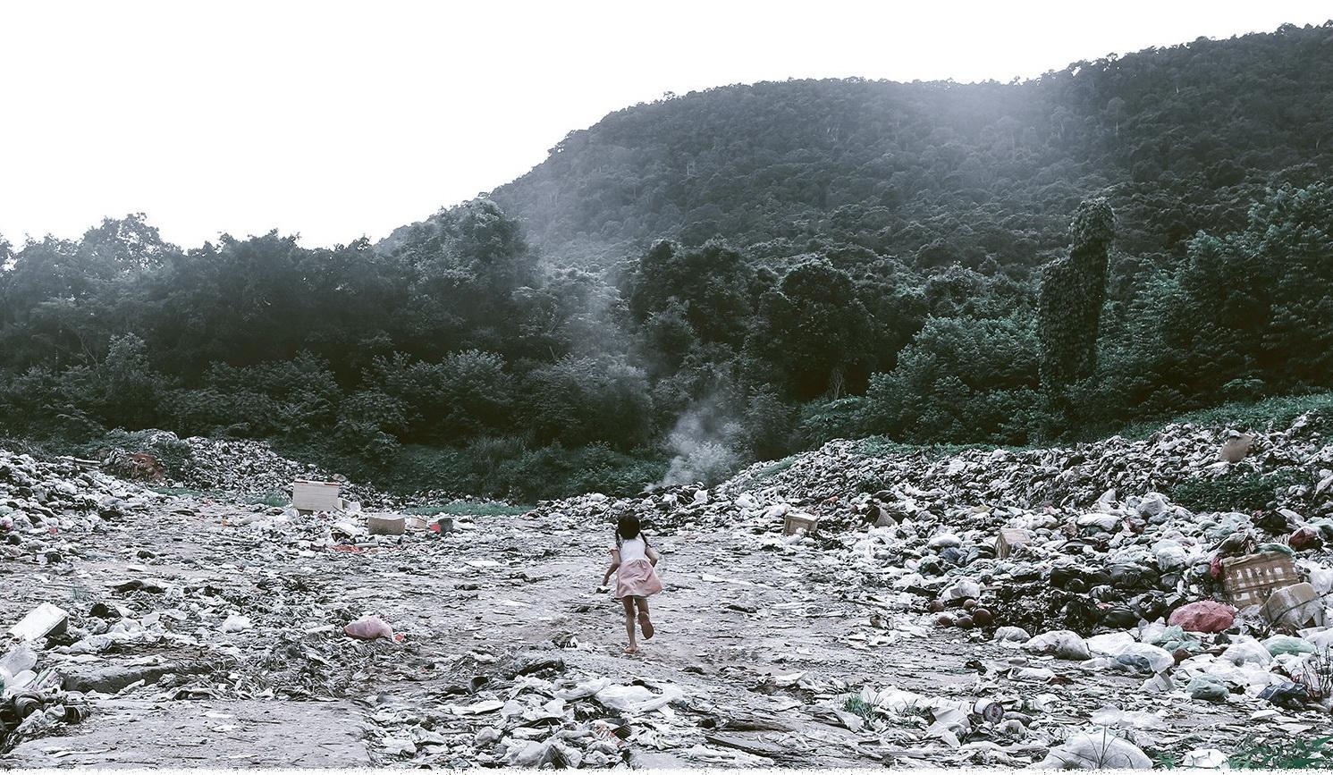 Underprivileged children on 'Pearl Island' of Vietnam