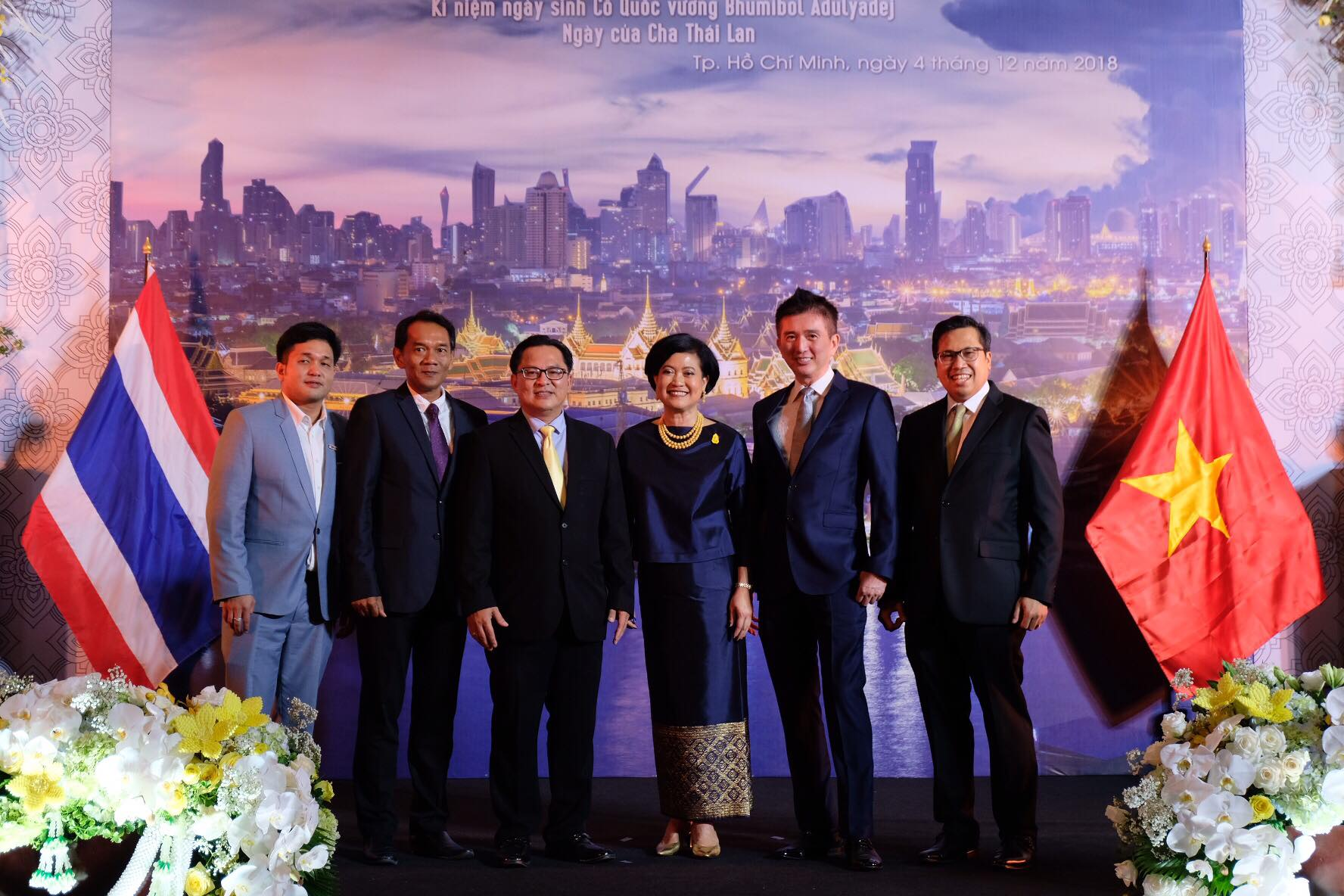 Consul general announces end of term as Thailand's National Day observed in Ho Chi Minh City